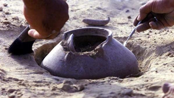 اكتشاف أفران من العصر الروماني بمصر