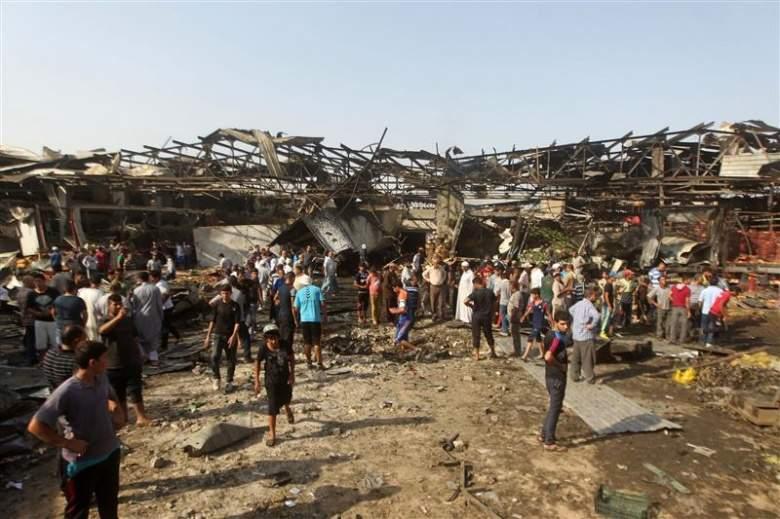 «داعش» يدمي مدينة الصدر: 300 قتيل وجريح واشنطن: التقسيم حل وحيد للعراق!
