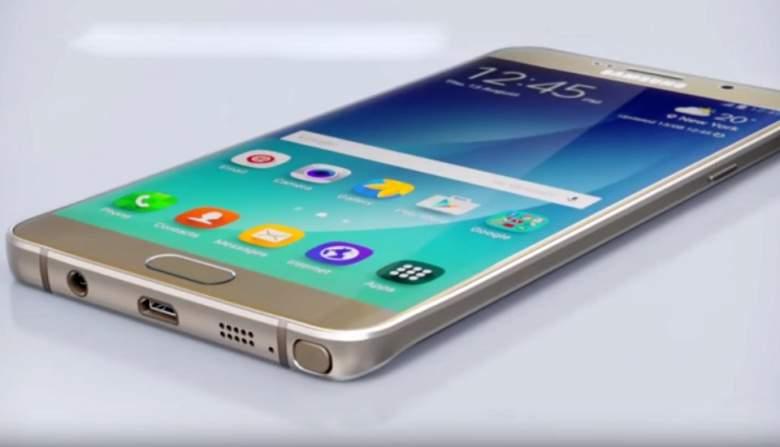 بالفيديو / سامسونج تكشف رسمياً عن هاتفها الجديد جالكسي نوت 5