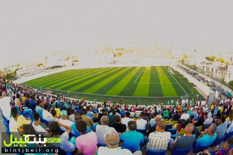 مارون الراس تكتسح بنت جبيل و تحرز لقب كأس دورة «نصر تموز» في كرة القدم