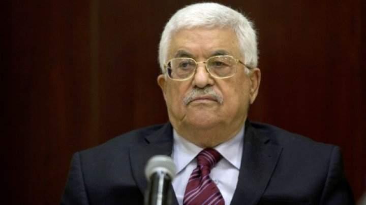 عباس يستقيل من رئاسة اللجنة التنفيذية لمنظمة التحرير