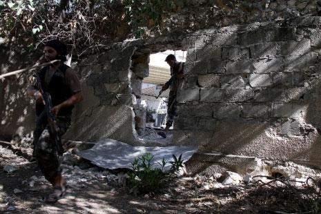 الجيش يطلق معركة «الريف الشرقي»: إبعاد الخطر عن اللاذقية وتأمين «عملية الغاب»