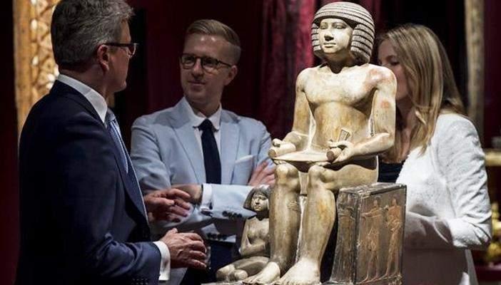 دعوات في مصر لاستعادة تمثال فرعوني من بريطانيا
