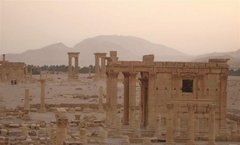 تدمير آثار سوريا: «داعش» ليس وحده