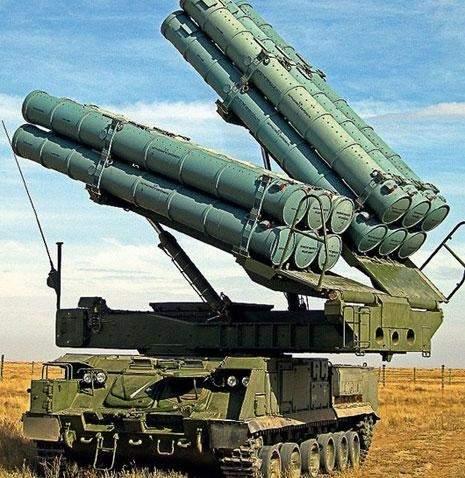 روسيا   «بوك ـ ام3»: الكمال في الدفاع الجوي