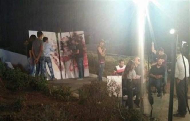 اشكال مع الـ LBCI على خلفية رفع صورة للسيد نصرالله في ساحة الشهداء