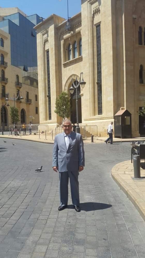 لبكي المرشح الرئاسي: أحمل مشروعا وطنيا لانتشال لبنان من أزماته.