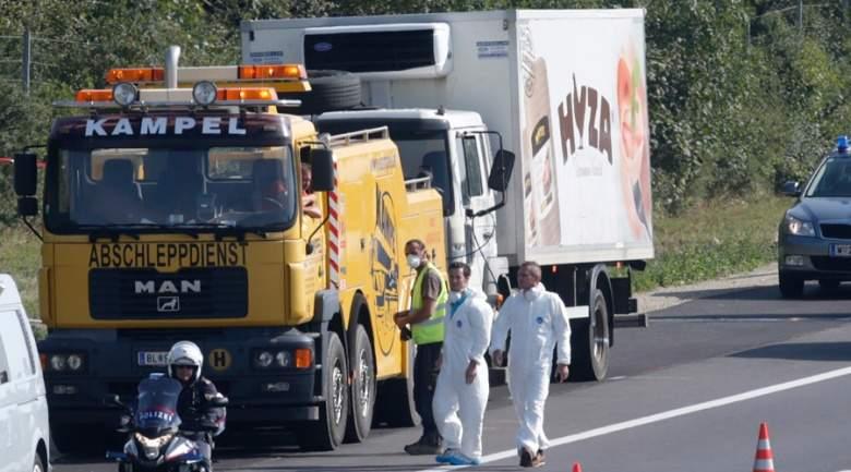 تورط بلغاري من أصل لبناني في مأساة شاحنة اللاجئين في النمسا