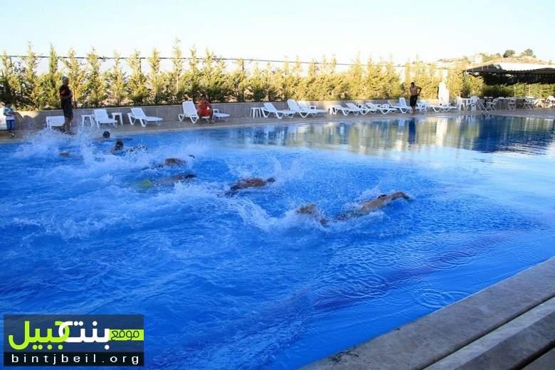دورة الامام القائد السيد موسى الصدر للسباحة في السلطانية