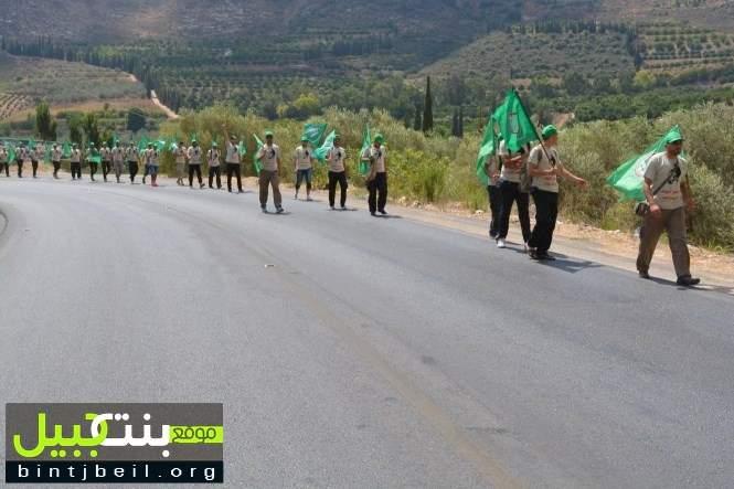 مسير الوفاء للإمام الصدر: سيراً على الأقدام إلى ذكرى الإمام