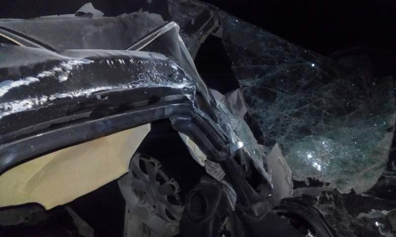 4 جرحى بحادث سير على طريق سرعين بعلبك