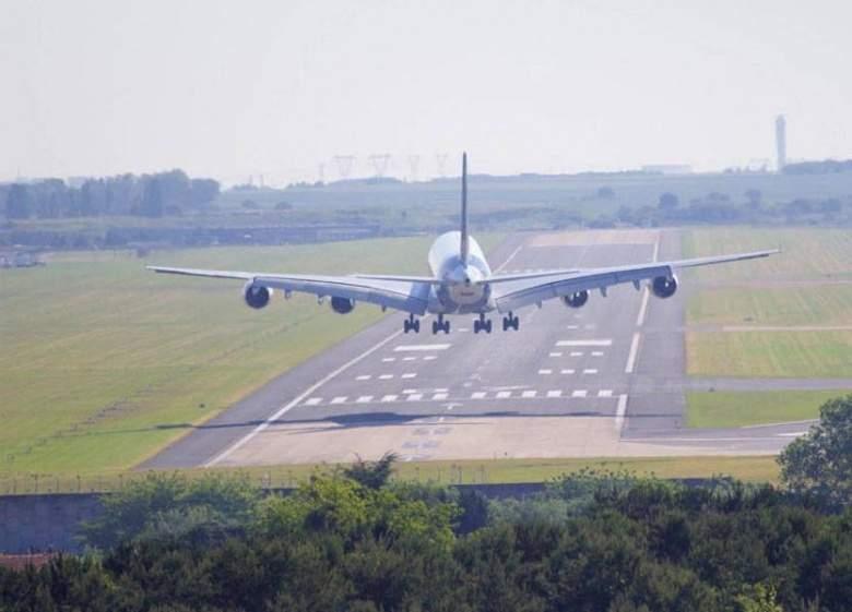 تنبيه: لا تسافروا في طائرات تمر فوق هذه المناطق