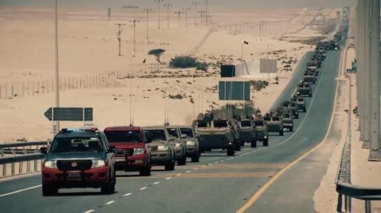 قطر تدخل الحرب برّياً... وتخبط إماراتي