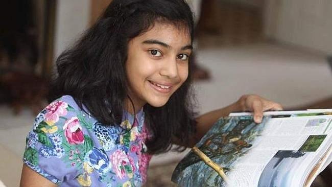 طفلة تتفوق على آينشتاين بتحقيق أعلى معدل ذكاء