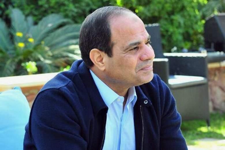 السيسي يستقبل علي مملوك : اتفاق على أن البلدين يواجهان عدواً مشتركاً يتمثّل في «الاخوان المسلمين»