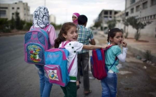مئتا الف تلميذ سوري سيلتحقون بالمدارس في لبنان بتمويل دولي