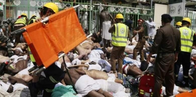 السلطات السعودية تحمل الحجاج الضحايا مسؤولية موتهم!