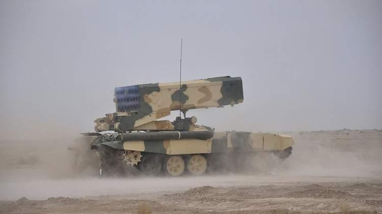 صحيفة أمريكية تنشر تصنيفًا لأخطر الأسلحة الروسية للقضاء على داعش