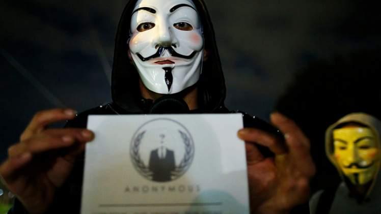"""حركة """"أنونيموس"""" تهاجم المواقع الحكومية السعودية ردا على إعدام الشاب محمد النمر(17 عاما)"""