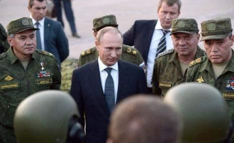 بوتين يضع خارطة الطريق اليوم: ضرب الإرهاب يمرّ عبر الأسد