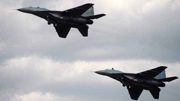 وزارة الدفاع الروسية تعلن بدء عملية جوية في سوريا بتوجيه ضربات نوعية لمواقع داعش