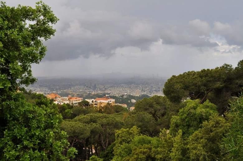 لبنان على موعد مع حوض بارد ومنخفض جوي مبكر هذا الاسبوع بمشيئة الله