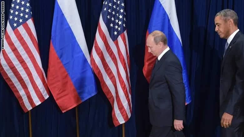 """""""من المنتصر: أوباما أم بوتين؟"""""""