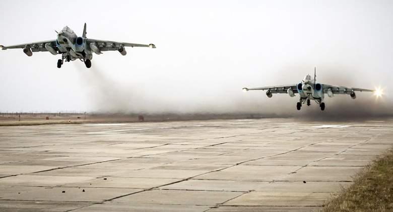 """سلاح الجو الروسي أصاب 60 هدفا تابعا لـ """"داعش"""" في سوريا خلال 24 ساعة"""