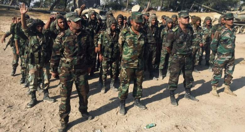 الجيش السوري يحرر بلدة كفرنبودة الاستراتيجية