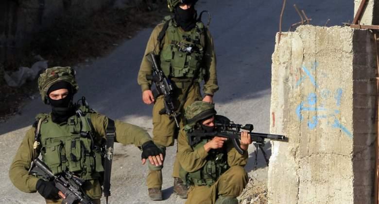 القوات الإسرائيلية تشن حملة اعتقالات في صفوف الفلسطينيين