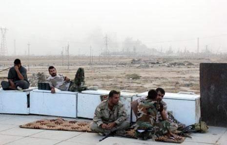 «التحالف الرباعي» يطلق معركة بيجي: الاستعداد للمعركة بدعم «تخصصي» من حزب الله والحرس الثوري