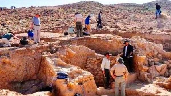 مدينة قوم لوط الملعونة بالقرآن تظهر خربة في الأردن