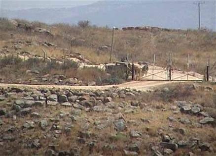 دورية اسرائيلية معادية اجتازت بوابة العباسية فجرا