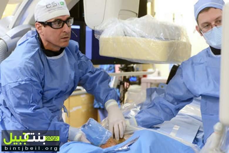 ماذا كان يفعل «ديك تشيني»  في عيادة الطبيب اللبناني جهاد مصطفى الأكثر شهرة بين اطباء اميركا ؟