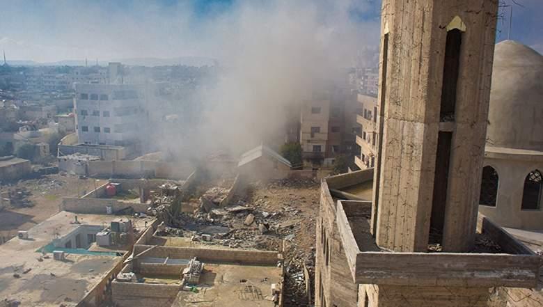 """""""داعش"""" و""""جبهة النصرة"""" يفجران بعضهما بعضا في صراعهما على الأرض والمال"""