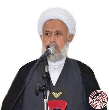العلامة الشيخ علي ياسين العاملي : حزب الله يدافع عن الانسانية في مواجهة اعدائها من صهاينة وتكفيريين