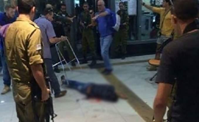 الاسرائيليون يفقدون أعصابهم: قتل يهودي ظناً بأنه منفذ عملية بئر السبع