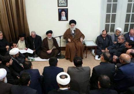 خامنئي: 7 آلاف مسلم قضوا في منى/  «اللجنة المشتركة» تعقد أول اجتماعاتها لبحث تنفيذ الاتفاق النووي