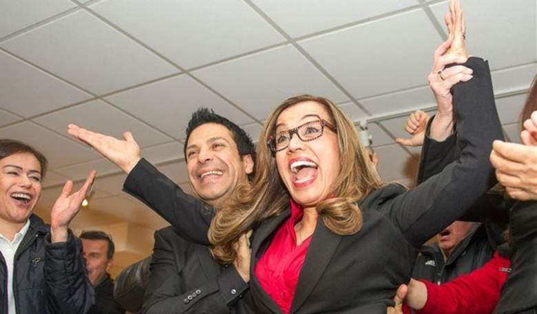 فوز اللبنانية إيفا ناصيف في الإنتخابات النيابية الكندية