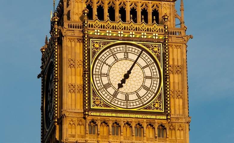 """ساعة """"بيغ بن"""" الشهيرة ستسكت للمرة الأولى منذ عام 1976"""