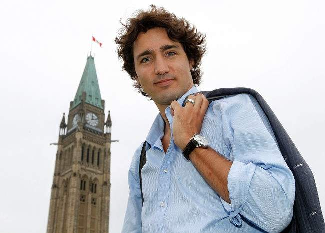 رئيس الحكومة الكندي الجديد.. شابٌ يشغل العالم