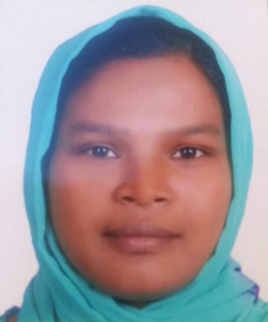 عاملة بنغلادشية مفقودة...لمن يعرف عنها شيئاً