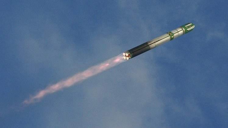 """الدفاع الروسية: نجاح اختبار جديد لصاروخ """"يارس"""" الباليستي العابر للقارات"""