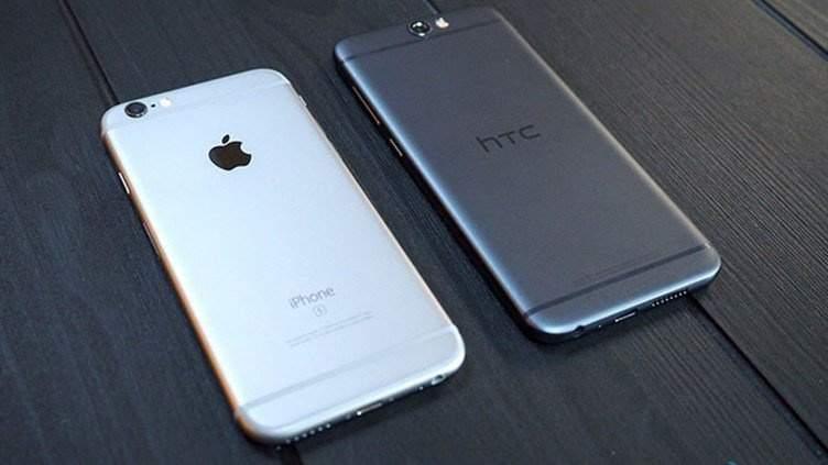 "بالصور.. ""HTC"" تستنسخ""آيفون 6؟!"