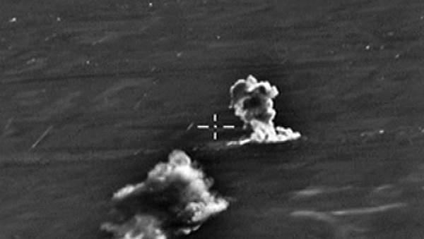 "روسيا تقصف تحصينات داعش بقنبلتي ""بيتاب-500"""