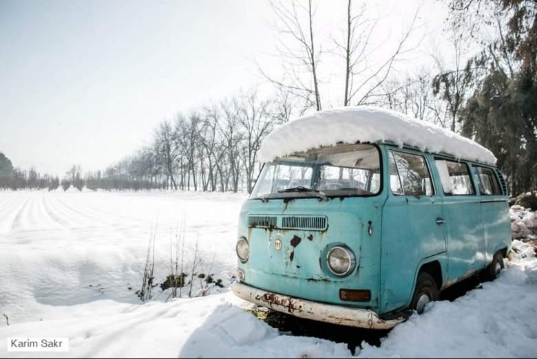 هذا هو موعد تساقط الثلوج لاول مرّة هذا العام!