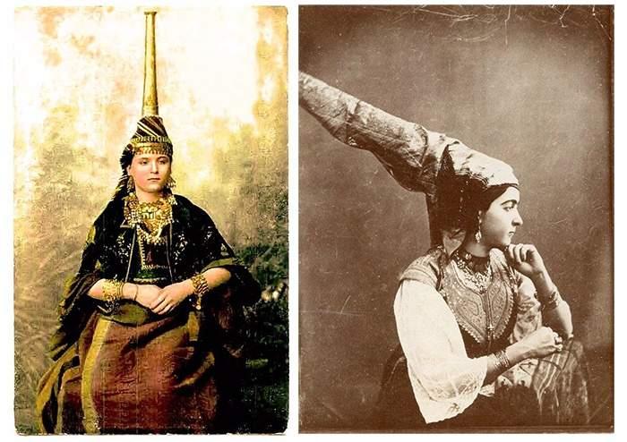 الطنطور.. رأسية نسائية لبنانية درجت في منذ قرنين من الزمن .. هل تعود الى رأس نساء هذا الجيل؟