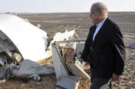 «كوارث» الطائرة الروسية المنكوبة تتوالى على مصر