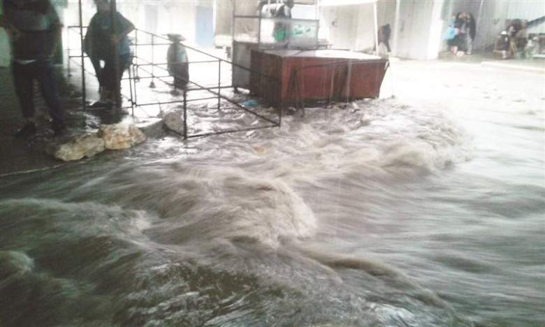 طرابلس: نعمة الأمطار تتحول إلى نقمة