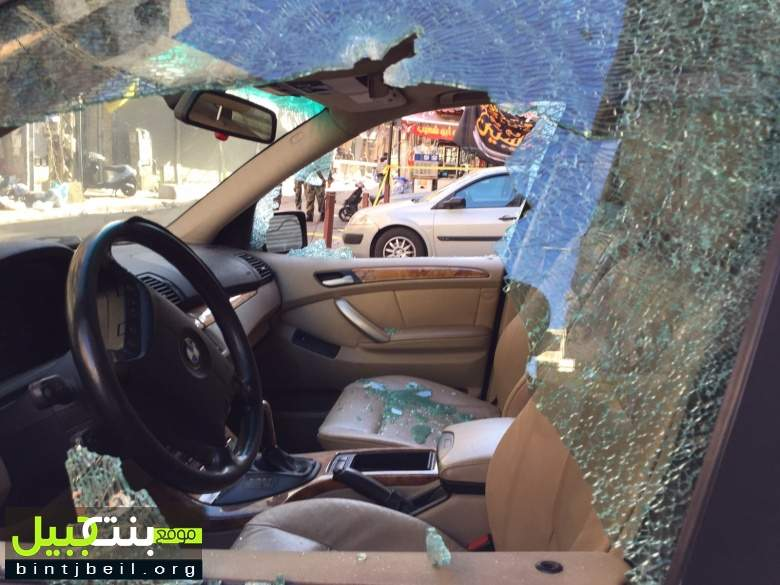 بالصور / موقع بنت جبيل يتفقد مكان التفجيرين الانتحاريين في برج البراجنة